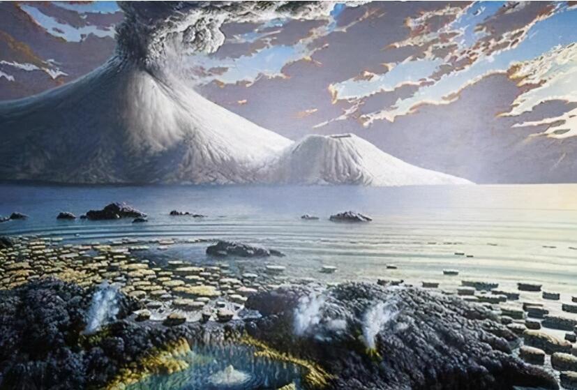 39亿年前,一场持续了千万年的大雨,孕育了地球最原始的生命