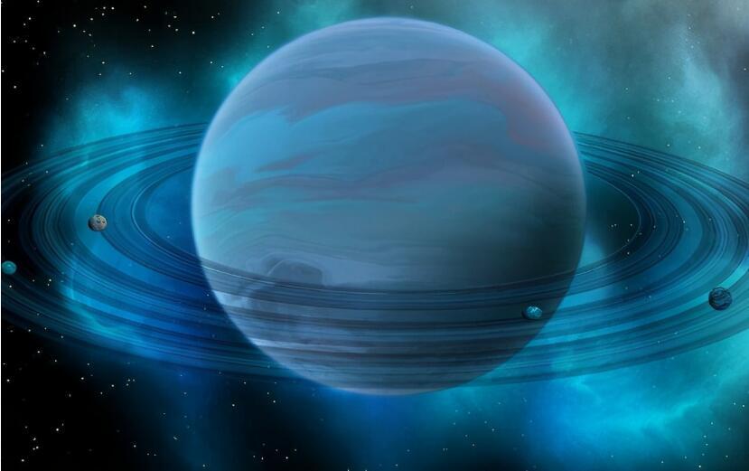 海王星:太阳系中最遥远的行星,可能拥有液态钻石海洋