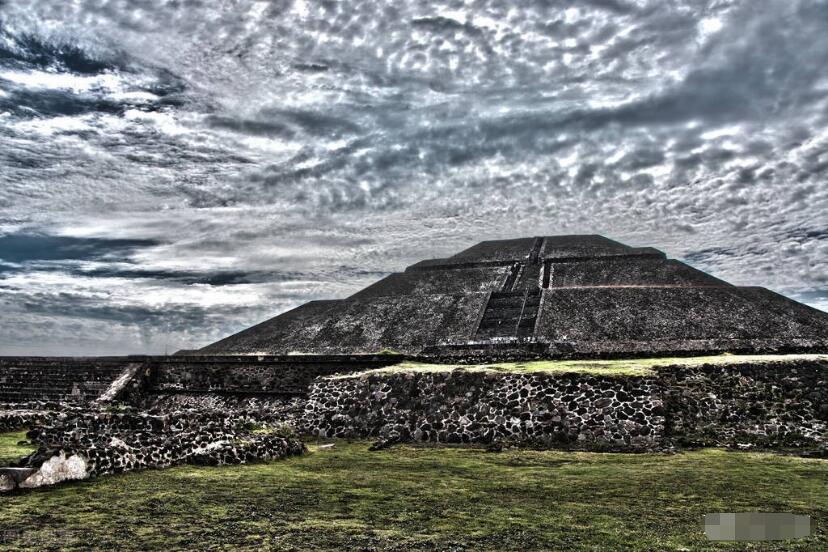 被弃千年的30米高金字塔,是裸身野蛮人修建?科学家揭秘玛雅文明