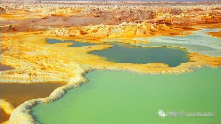 有水却没有生命:探索地表唯一一个没有生命的地方